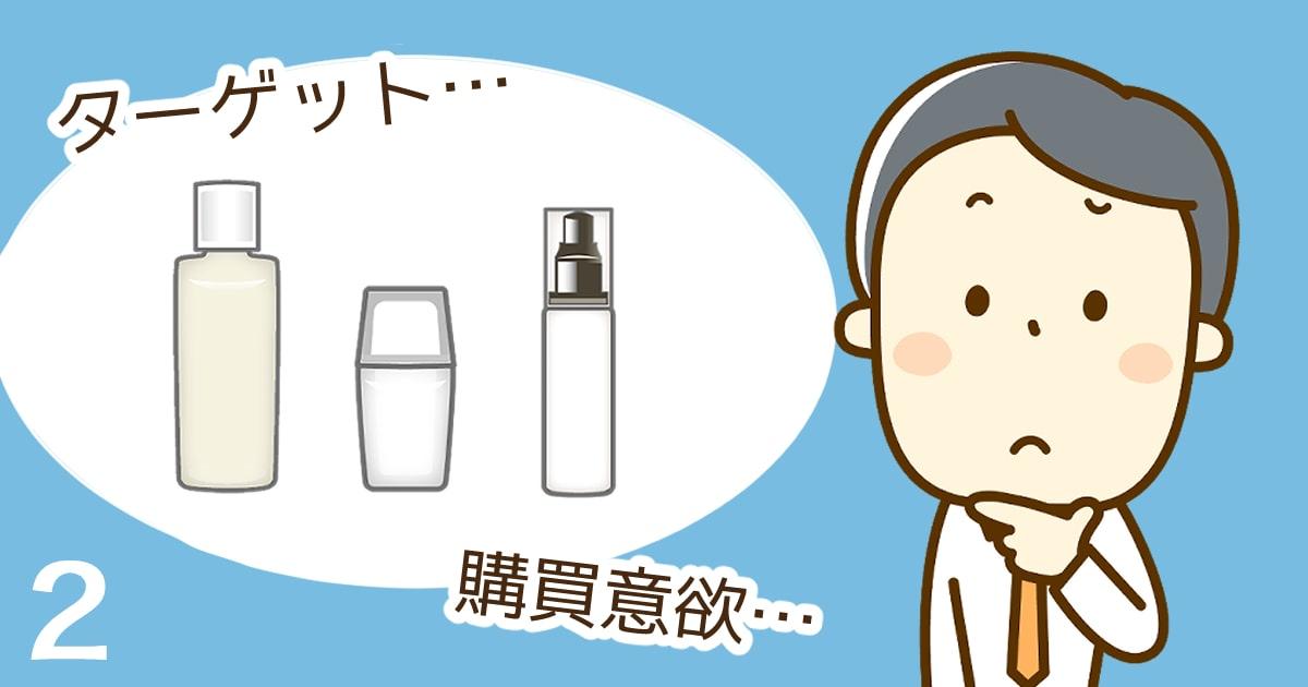 パッケージ広告とマンガ広告2