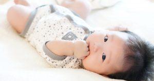 赤ちゃんとマンガ広告プロモーション